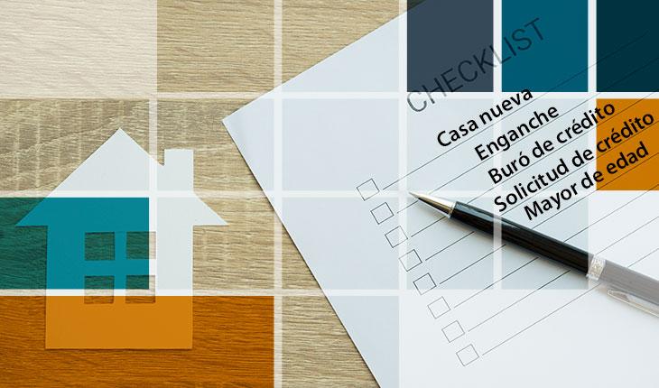 [Checklist] Solicitud de un crédito hipotecario